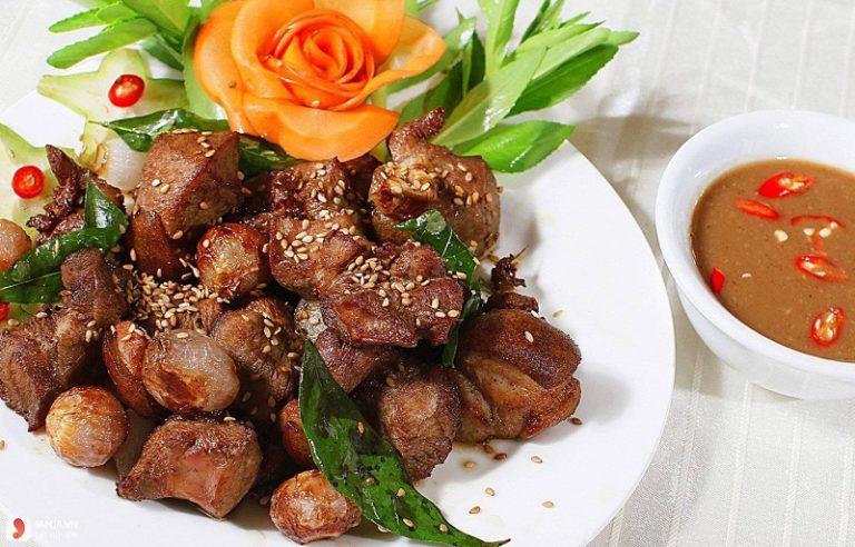 Công thức làm thịt dê nướng ngũ vị, muối ớt, chao CỰC NGON và DỄ LÀM